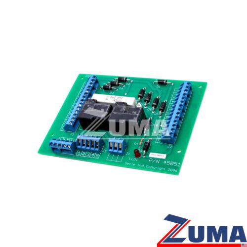 Genie 45051GT, 45051 - NEW (Geniune OEM) Genie Drive PCB Assembly