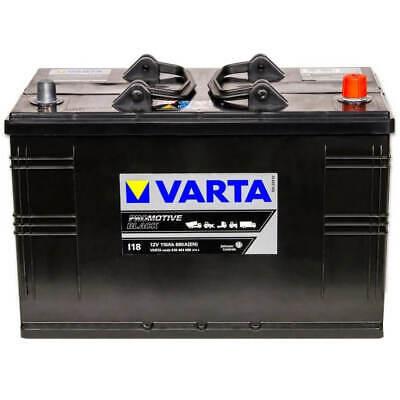 Varta I18 LKW-Batterie 12V 110Ah Autobatterie IVECO Daily II III Transporter