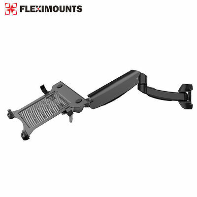 Computer Monitor Wall Mount Bracket Laptop Notebook holder Stand Workstation (Computer Wall Mounts)