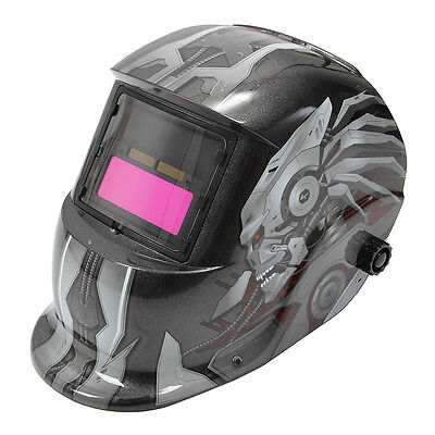 Solar Auto Darkening Welding Helmet Tig Mig Weld Welder Lens Grinding Mask Z4h2
