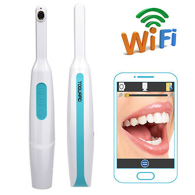 Mini Hd Wifi Wireless Dental Intraoral Oral Camera For Ios Android Windows Pc Us