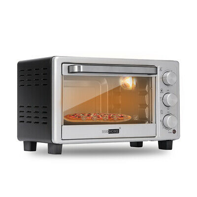 VIVOHOME 16L 6 Slice Toaster Oven Convection Broiler Pizza Baker Countertop Set