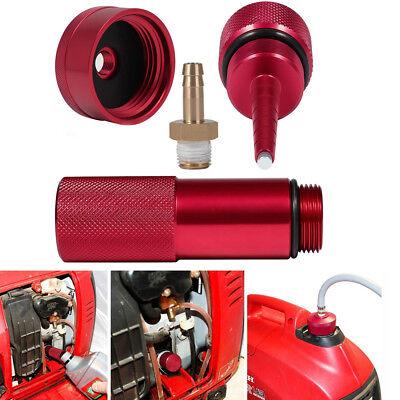 - Generator Accessory Oil Funnel Dipstick Run Gas Cap Brass Hose For Honda EU2200I