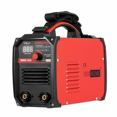 Vivohome Igbt Arc Welding Machine Mma Electric Welder 110220v 160a Dc Inverter