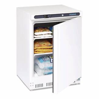 Undercounter Freezer 140Ltr White