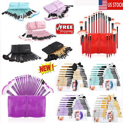 Professional Makeup Brushes Set Eyeshadow Lip Powder Blusher Cosmetics Kit Hot Makeup Blusher Brush