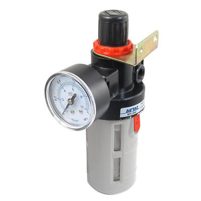 G12 Pneumatic Source Treatment Unit Bfr4000 Air Filter Pressure Regulator