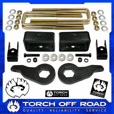 "3"" Front 3"" Rear LIFT Kit For 1999-2007 Chevy Silverado GMC Sierra 4X4 4WD 6-LUG"