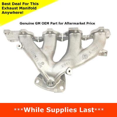 Brand New GM OEM 2.4L Exhaust Manifold 2008-2014 CHEV MALIBU, ORLANDO 12643496 ()