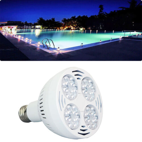 In Ground Above Ground Swimming Pool LED Light Underwater La