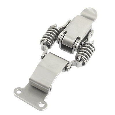 """3.3"""" Compression Spring Loaded Stainless Steel Toggle Latch Catches"""