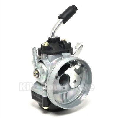 Used, Carburetor for Tomos A35 Dellorto Style SHA