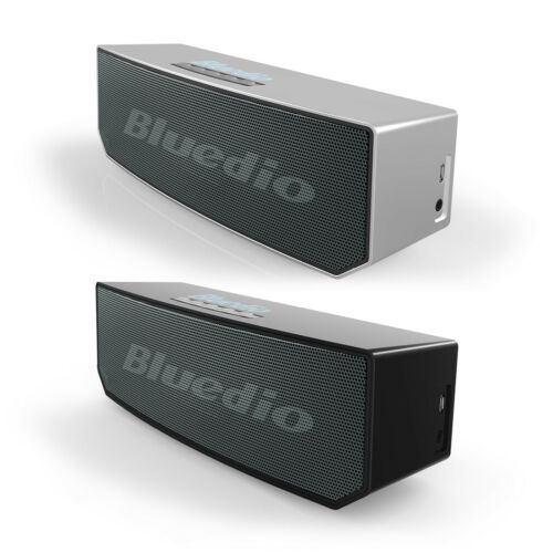 $39.99 - Bluedio BS-5 Portable Bluetooth 4.1 Wireless Mini speaker stereo 3D Home Speaker