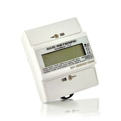Electric kWh Meter - All Volts - Single or 3-Phase - Submeter Rental Units #24