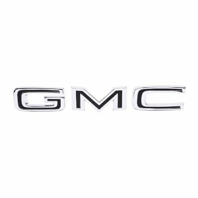 Trim Parts 9820 1968-1972 GMC Truck Hood Letter Emblem Set Made in the USA