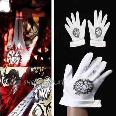 Hellsing cosplay Kostüm Alucard Gloves only cosplay Kostüm