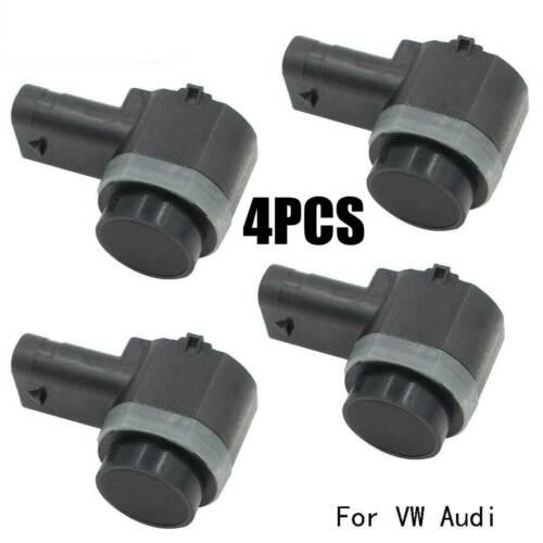4 x Audi PDC Parking Sensor A3 A4 A5 A6 A7 A8 Q3 Q5 Q7 R8 1S0919275A 1S0919275