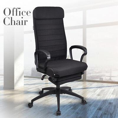 High Back Executive Office Chair Ergonomic Computer Desk Task Chair Recliner