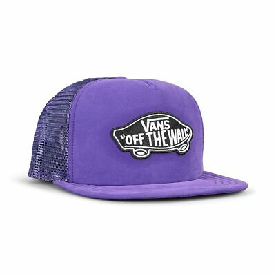 Vans Classic Patch Trucker Hat - Heliotrope