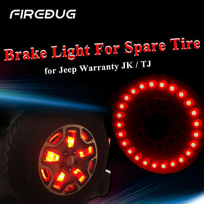 firebug jeep wrangler  brake lights spare tire lights jeep jk accessories  ebay