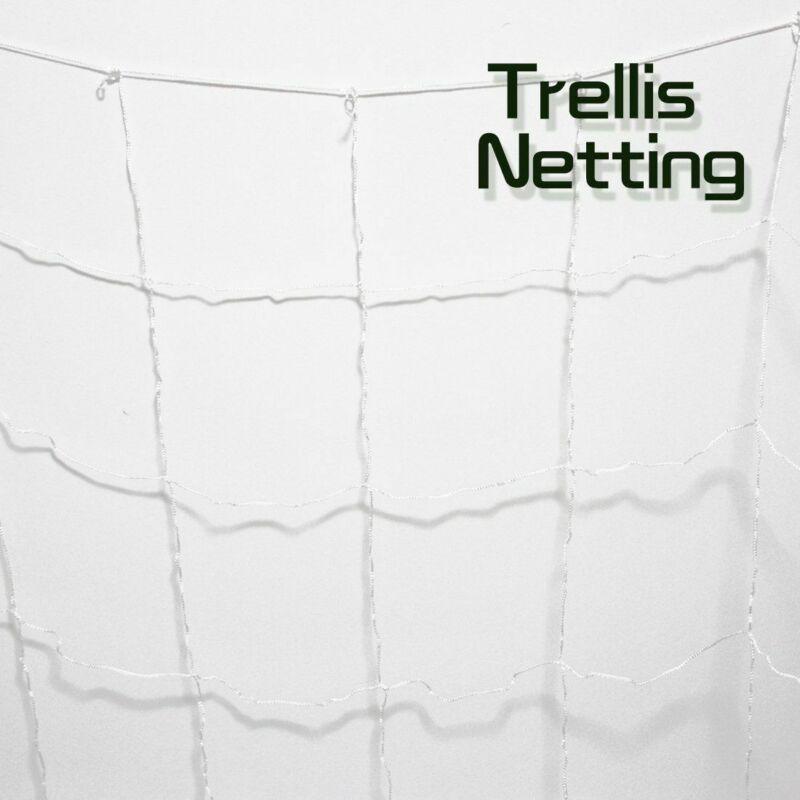 Digital Grow Trellis Netting - Plant Support Grow Tent Garden Polyester