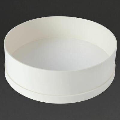Schneider Flour Sieves With 0.5mm Mesh Diameter 90x300mm Kitchen Baking Utensil