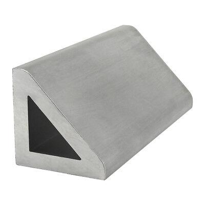 8020 Aluminum Gusset 1.5 X 1.5 X .25 X 48 8631 N