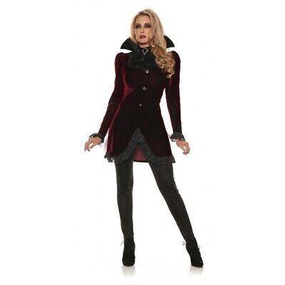 Belladonna Damen Erwachsene Viktorianisch Gothic Vampir Halloween - Erwachsene Vampir Halloween Kostüme