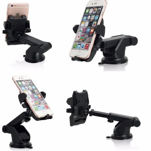 Car Holder Windshield Mount Bracket for Mobile Cell Phone GPS iPhone Samsung Cell Phone Accessories