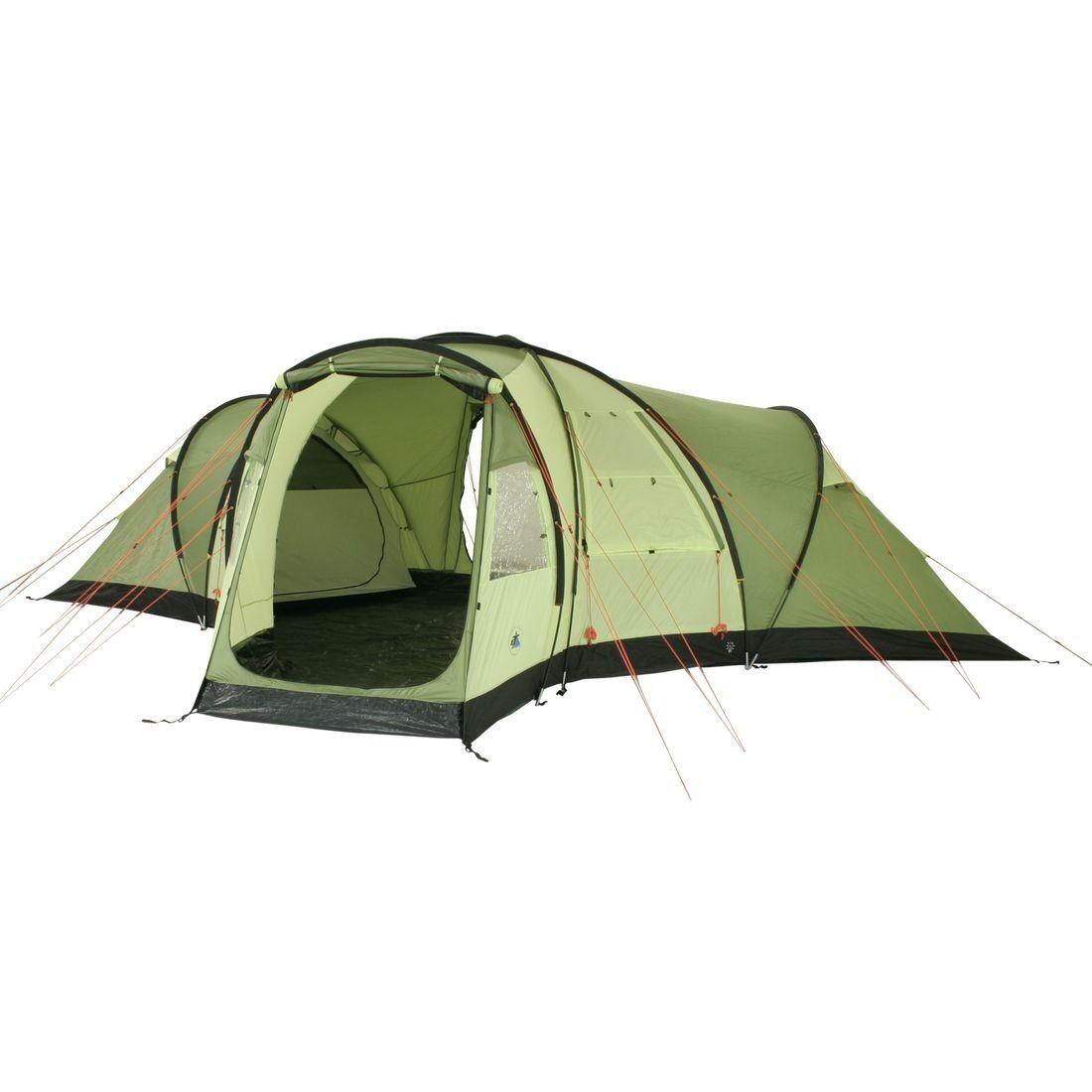 10T Camping-Zelt Highhills, 6 Personen Kuppelzelt, Fami… | 04260181761602