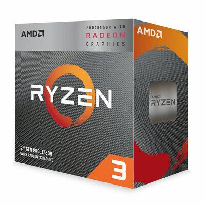 AMD Ryzen™ 3 3200G mit Wraith Stealth Kühler
