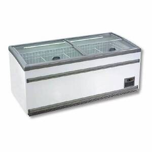 Commercial Chest Freezers ZCD-L210S Supermakert Island Dual Tempe Perth Perth City Area Preview
