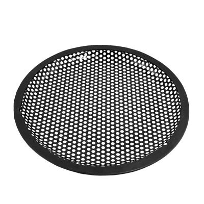 8 Inch Metal Car Speaker Grill black Q7C2, used for sale  Shipping to United States