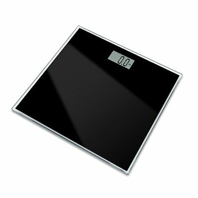 Salter Digital Bathroom Scale Toughened Glass Electronic Weight Scale 150kg