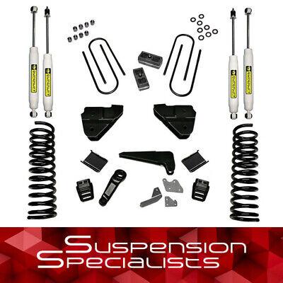 """Superlift 4"""" Lift Kit w/ Shocks For 2013-2018 Dodge Ram 3500 4WD Diesel"""