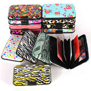 Leopard-Pocket-Waterproof-Business-ID-Credit-Card-Wallet-Holder-Metal-Box-Case