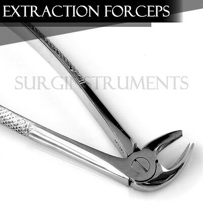 Set Of 10 Pedo Extracting Forceps - Variety Pack - Dental Surgical Instruments