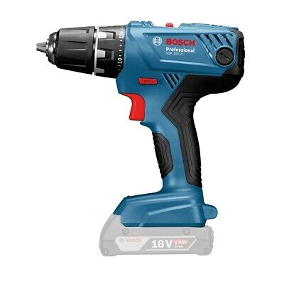 Bosch Professional Gsr 18v-21 Cordless Impact Drill Driver - Body Only