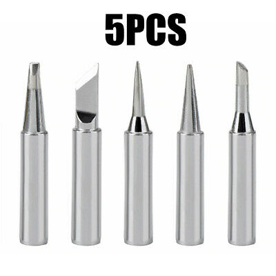 Weller Soldering Iron Tips Iron Tips Solder Repair Tool Copper 5pcs Wp25 Sp40n