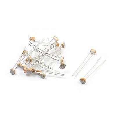 50pcs Photo Light Sensitive Resistor Photoresistor 5539 Gl5539