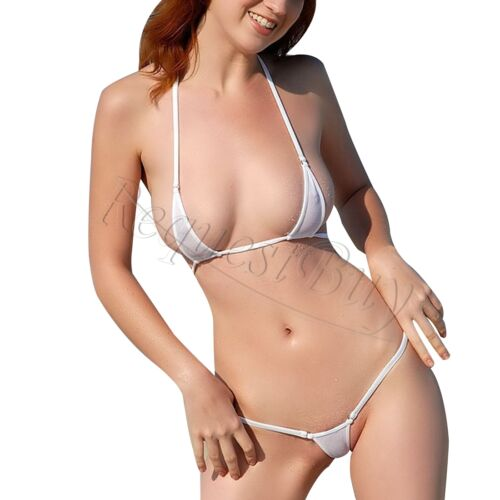 Micro Thong Bikini Swimsuit 39