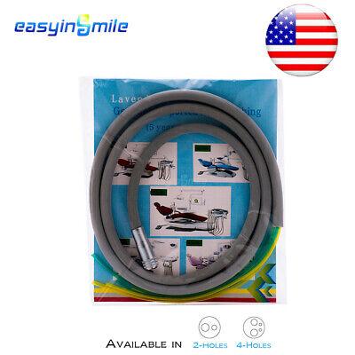 24 Holes Dental Silicone Tubing Hoseturbine Fits Highlow Speed Handpiece 1pc