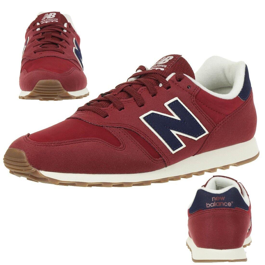 New Balance ML373RBS Classic Sneaker Unisex Schuhe Rot