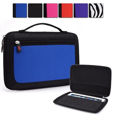 10 inch Tablet EVA Zipper Slim Briefcase Sleeve Case Cover NDHD16