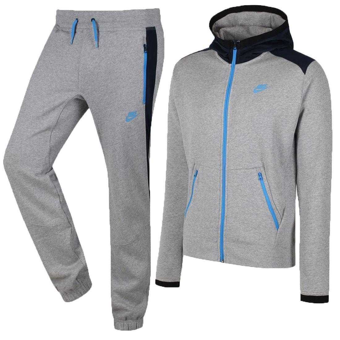 Nike Herren Sportanzug Freizeitanzug Gr. S-M-L-XL NEU!!!