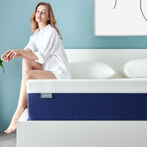 Molblly 8 inch twin Size Memory Foam Mattress More Comfortab