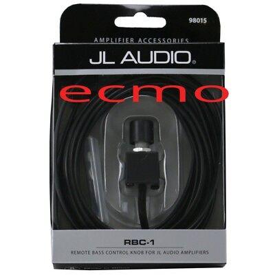 JL AUDIO RBC-1 REMOTE BASS CONTROL KNOB FOR SELECT JL AUDIO AMPLIFIERS AMP