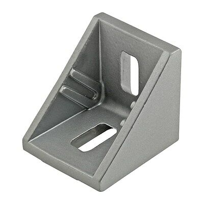8020 Inc T-slot 2 Hole Slotted Inside Corner Bracket 30 Series 14065 N