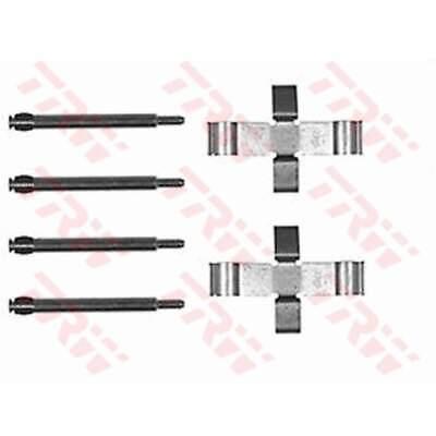 Montagesatz Anbausatz Federn für Bremsbeläge Bremsklötze TRW (PFK51)