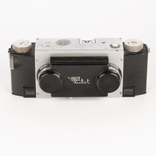 Stereo Realist Camera with 35mm David White Anastigmat